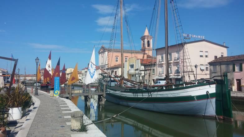 Port de Cesenatico