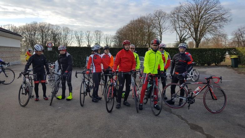 La cyclo de Lyon 2018